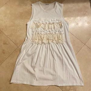 Miu Miu Ruffle Dress